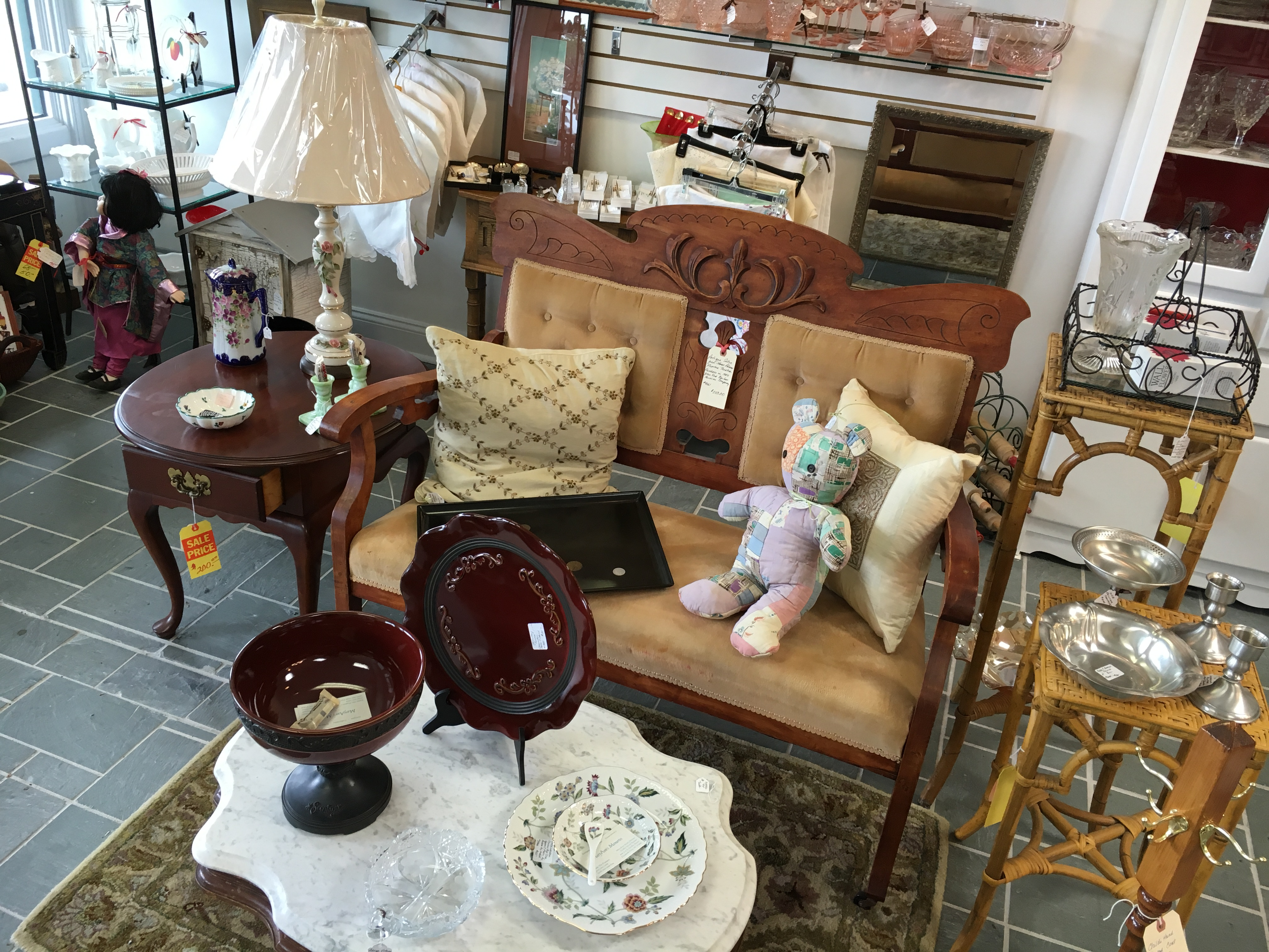 Coppersmith Antiques & Auction Company